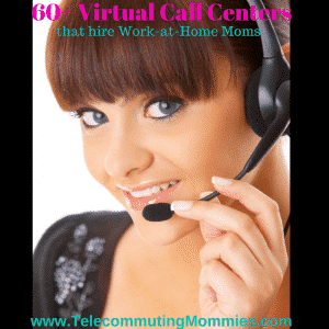 Virtual Call Center Work From Home Companies