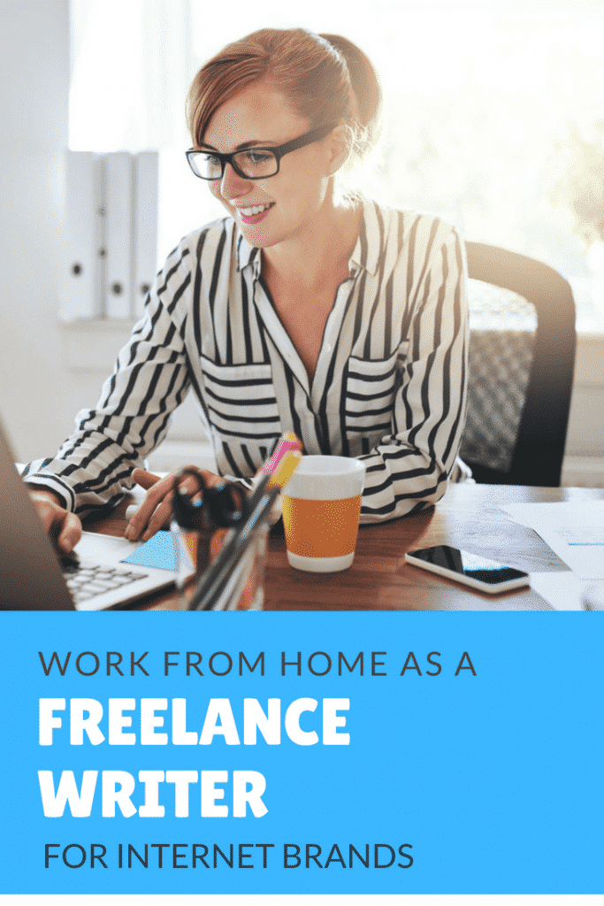 work at home writing for Internet Brands