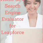 Work at Home with Leapforce