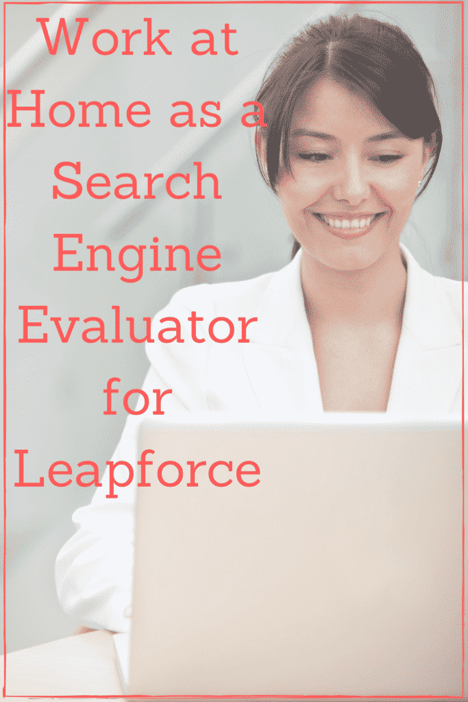 Web Search Evaluator Jobs With Leapforce