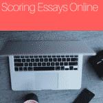 Scoring Essays Online