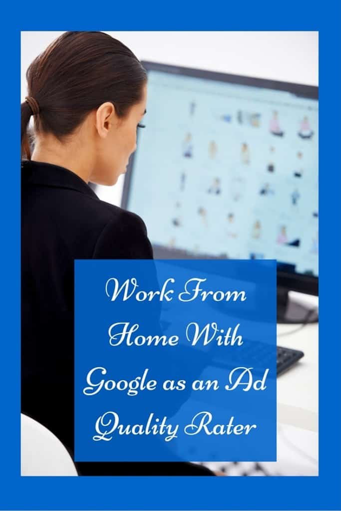Google Work From Home Jobs