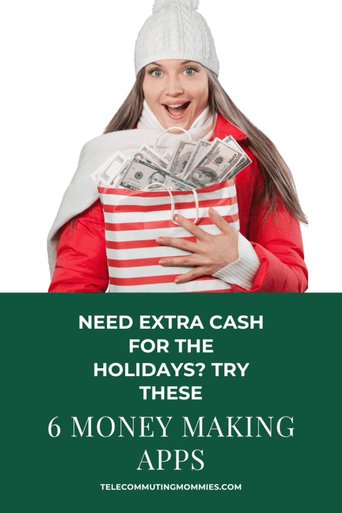 EXTRA CASH FOR THE HOLIDAYS