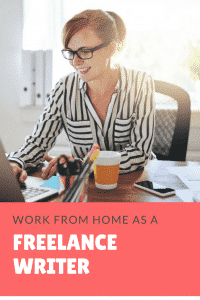 Freelance Writing Work From Home Companies
