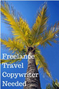 freelance home-based copywriter