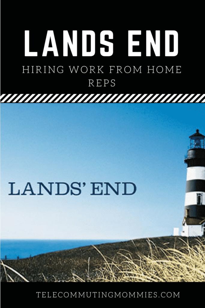 Lands End Work at Home Job