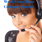 Work From Home Customer Service Representative Needed