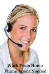 Work From Home Phone Agent Needed