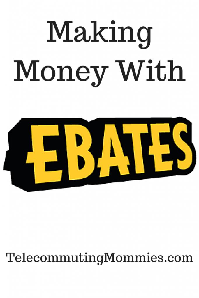 Making Money With Ebates