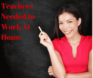 pearson hiring teachers to work from home