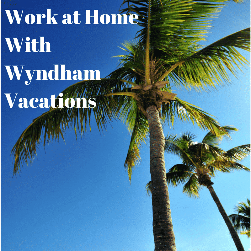 Work at home wyndham vacations telecommuting mommies for Wyndham at home