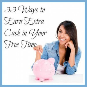 earn extra cash in your free time