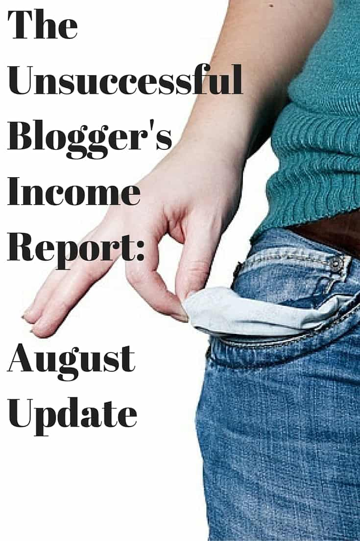 bloggers income report