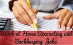 work at home accounting