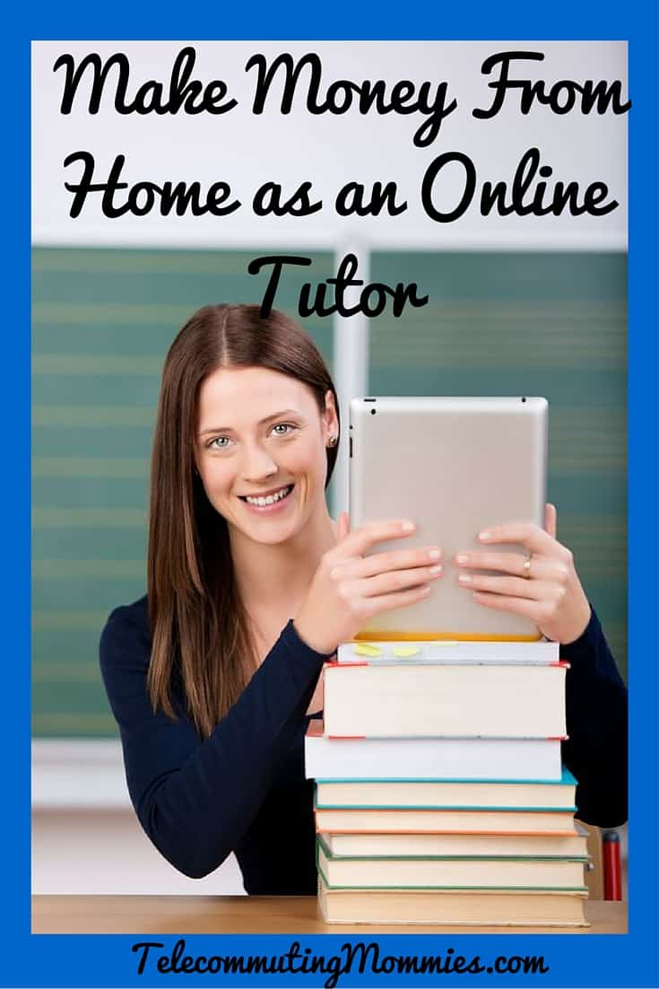 work at home as an online tutor