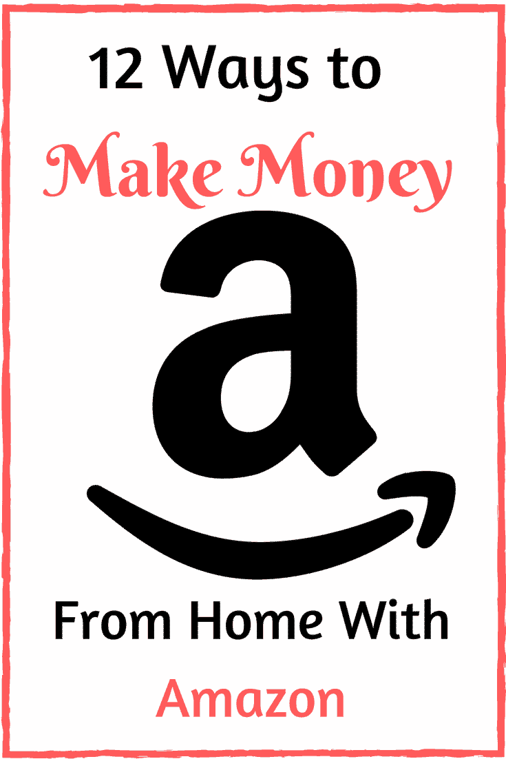 12 ways to make money from home with amazon for Money to build a house