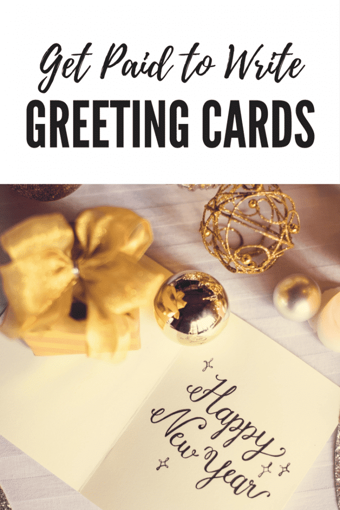 Get Paid to Write Greeting Cards
