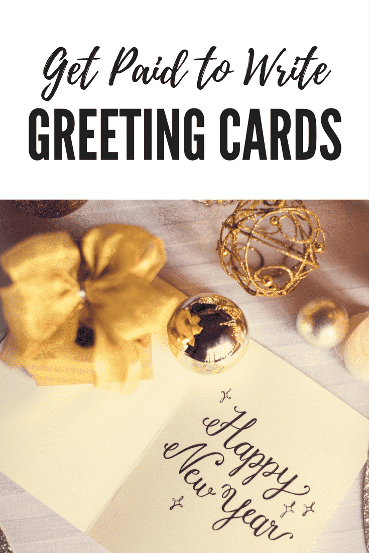 Get Paid To Write Greeting Cards Telecommuting Mommies