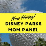 Disney Jobs From Home: Disney Parks Mom Panel