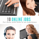 10 Online Jobs No Experience Needed