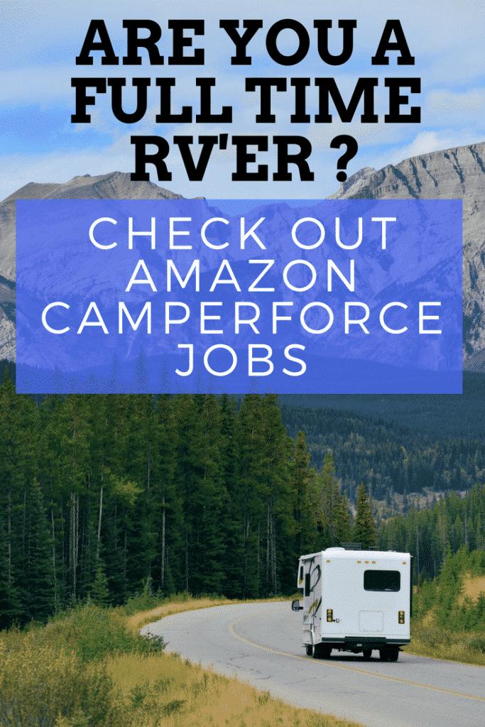 Amazon Camperforce