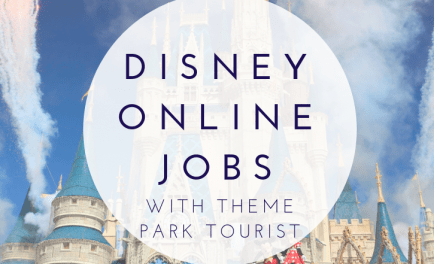 Disney Online Jobs With Theme Park Tourist