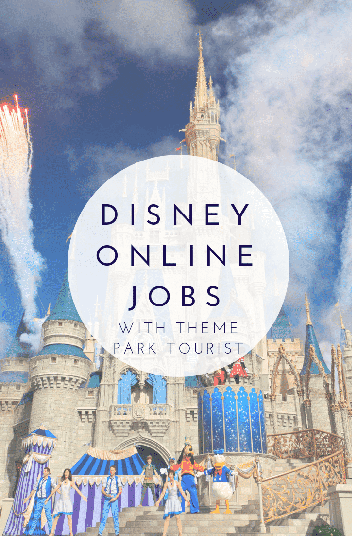 Disney Online Jobs