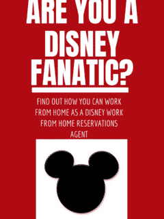 Do You Love Disney? Find out how you can get a Disney Work From Home Reservations Job
