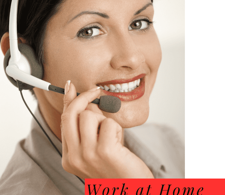 Disney Work at Home Call Center Jobs
