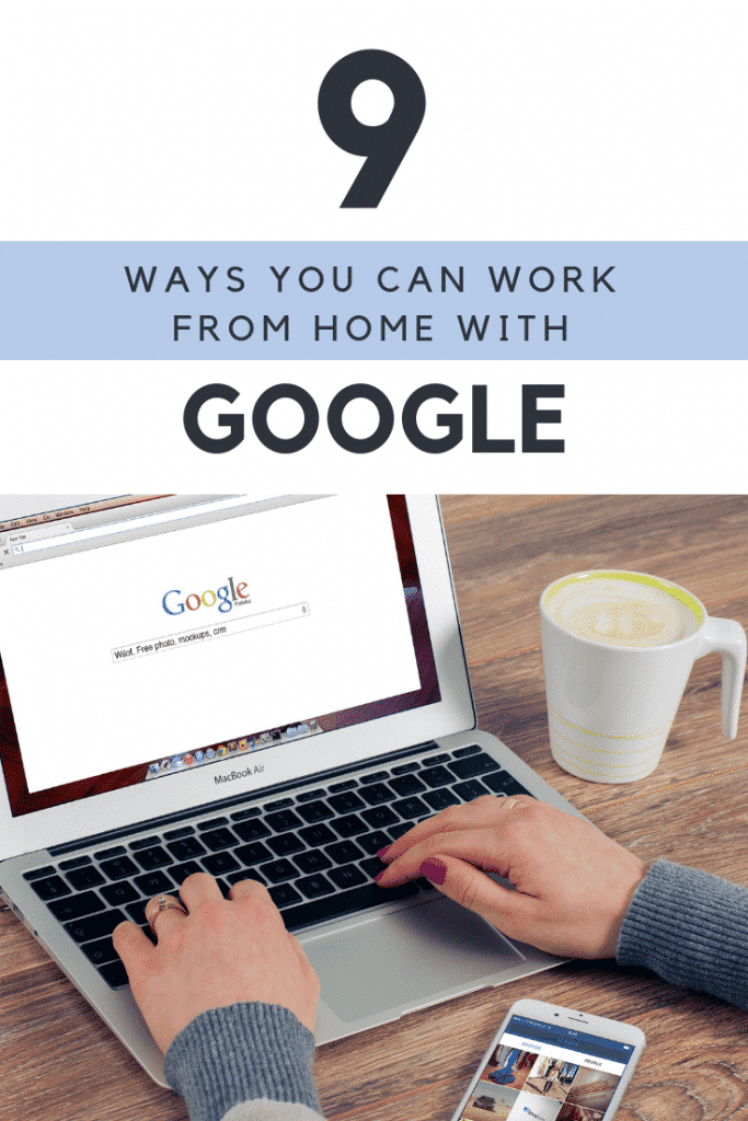 9 Google Work From Home Options
