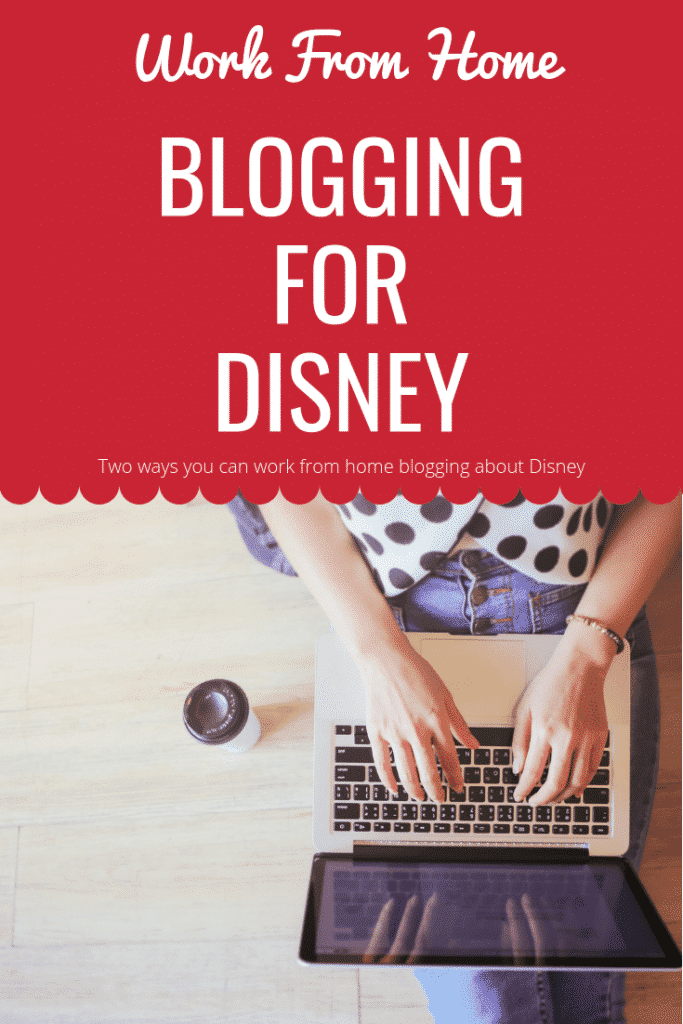 Disney Blogger Jobs