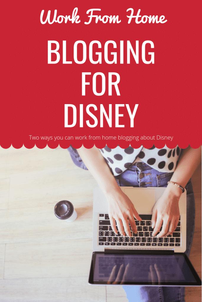 Disney Blogger Jobs