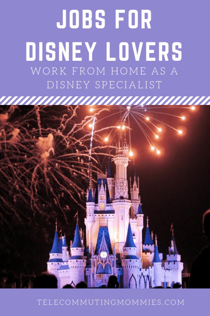 Jobs For Disney Lovers