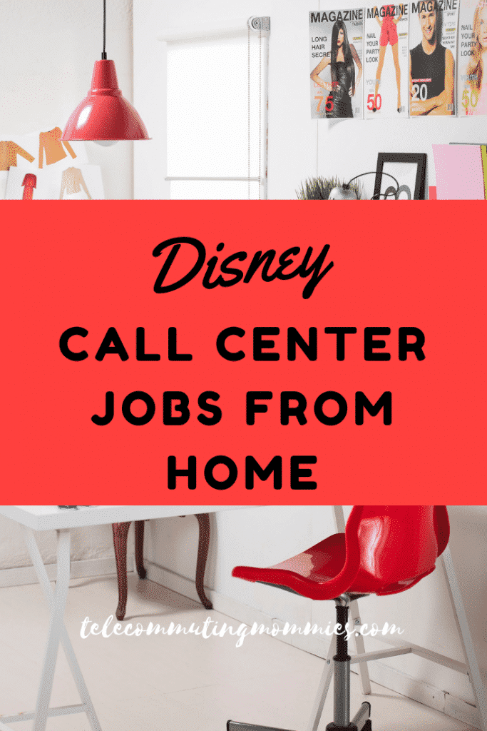 Arise Disney Jobs at Home