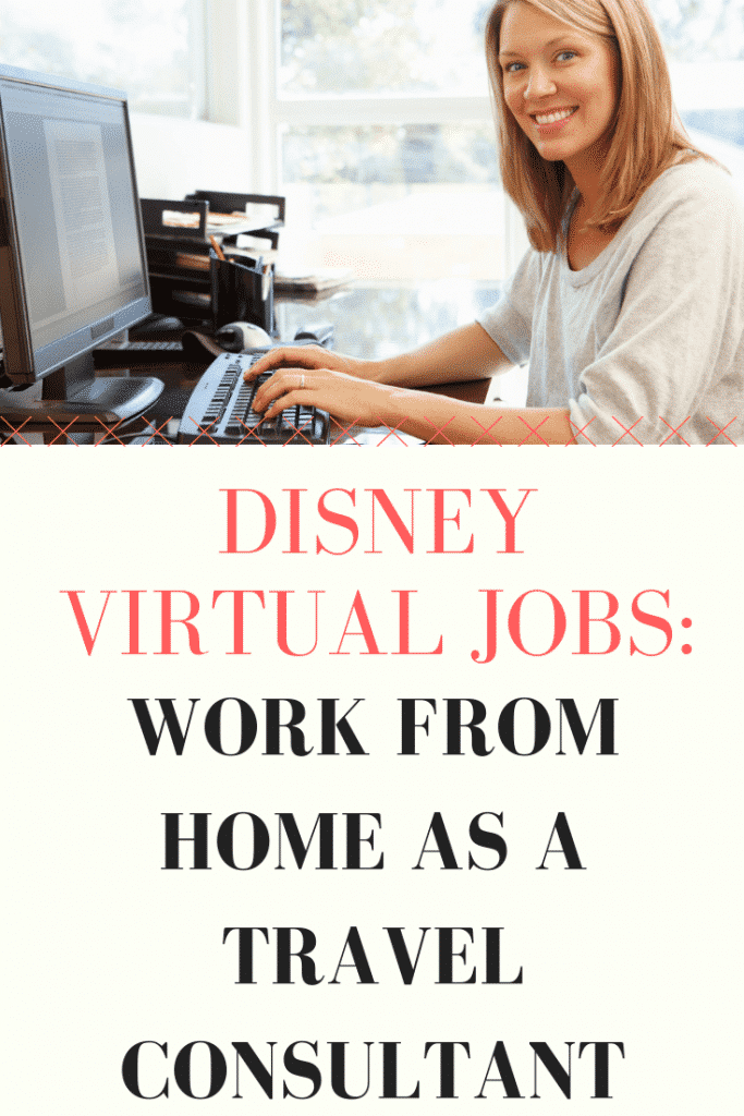 Disney Virtual Jobs