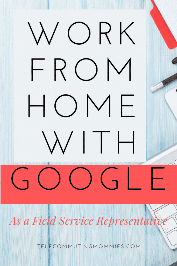 Work From Home With Google