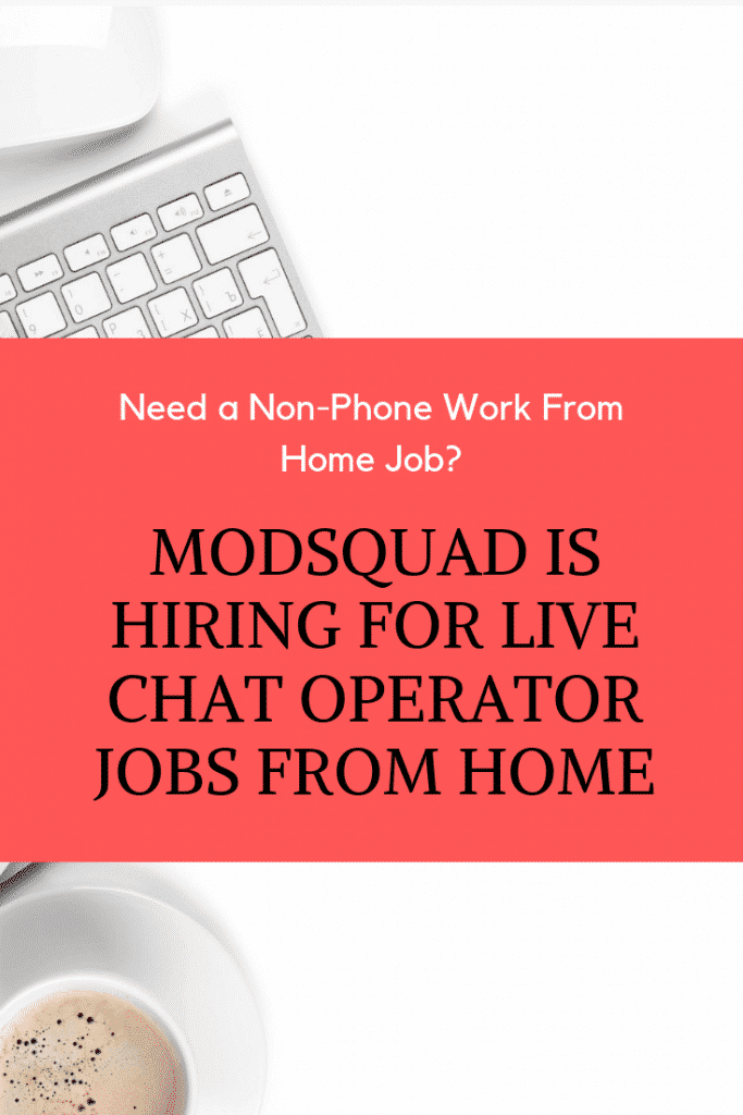 Live Chat Operator Jobs From Home