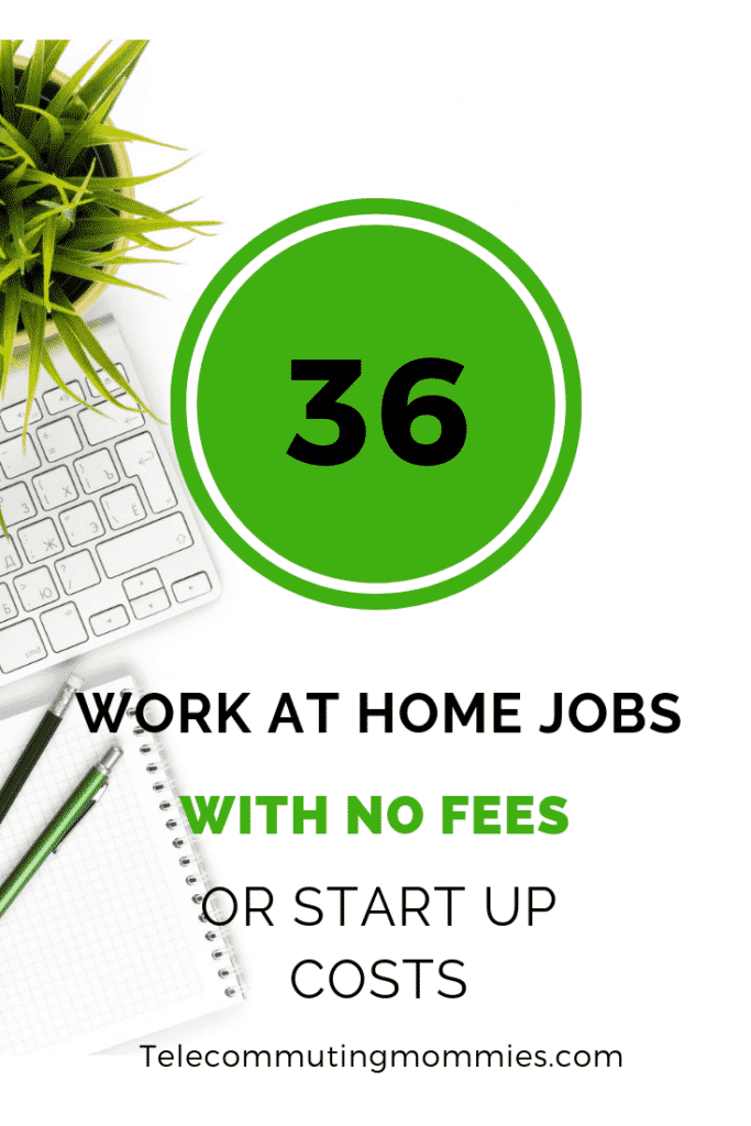 36 Work From Home Without Investment Jobs