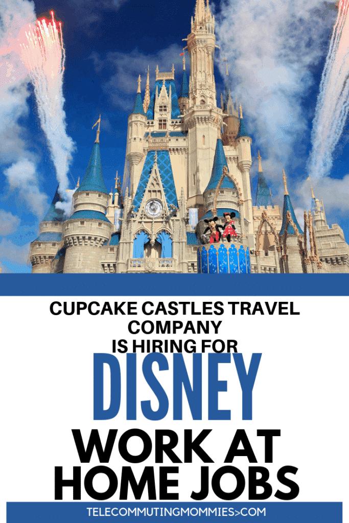 Disney work at home jobs