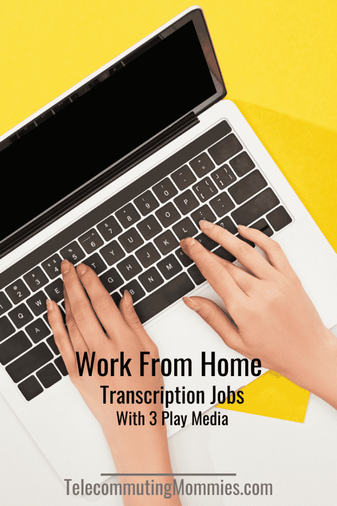 work from home transcriptionist jobs