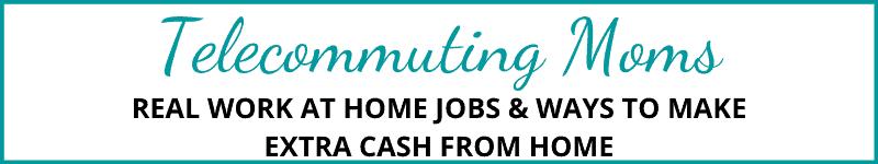 Telecommuting Mommies